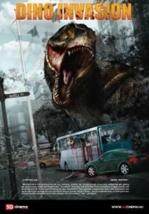 DinosInvasion_Poster_A2 (Custom)